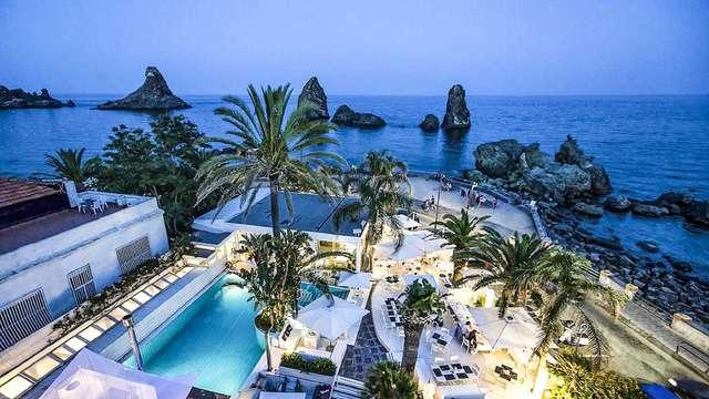 art hotel sicilia