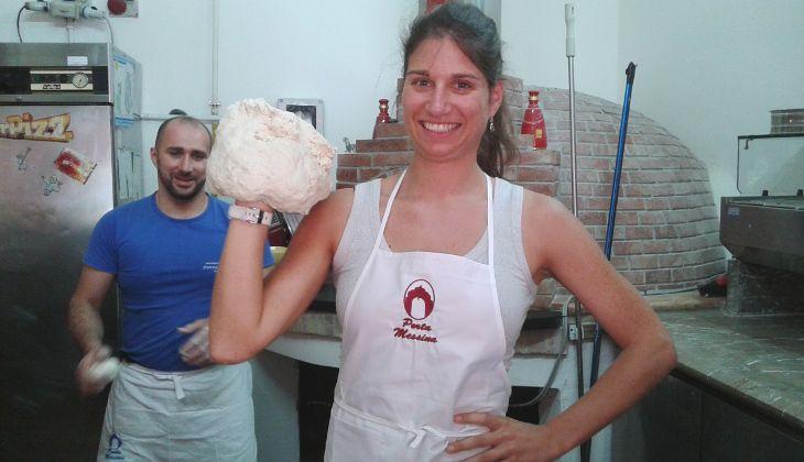 Cooking Class: Cucinare la Pizza a Taormina