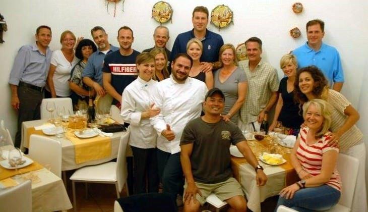 Lezione Privata di Cucina : Primi Piatti Pesce e Finger Food